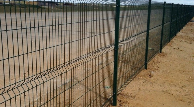 Security fence panels a m limited