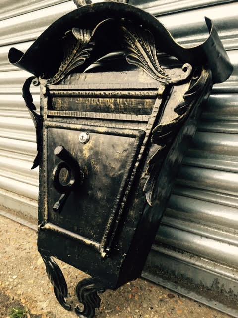 Bespoke Iron Gates Railings Post Boxes Garden Furniture Door Handles Ect A2m Limited